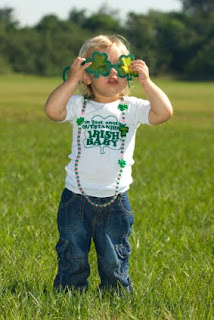 celebrate st. patrick's day at cliff wright library