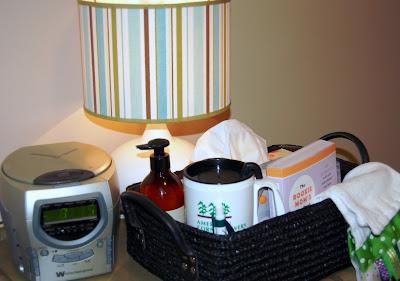 nursing station essentials