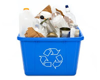 weigh in on recycling