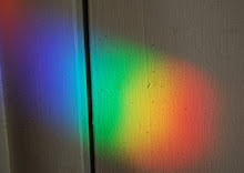 Rainbows on The Kitchen Door