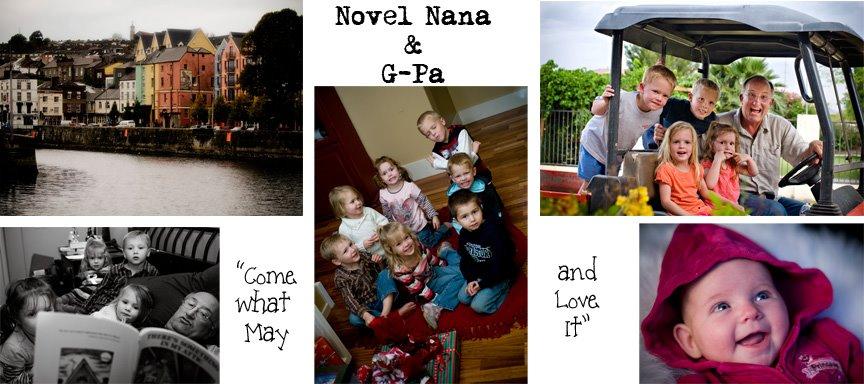 Novel Nana & G-Pa