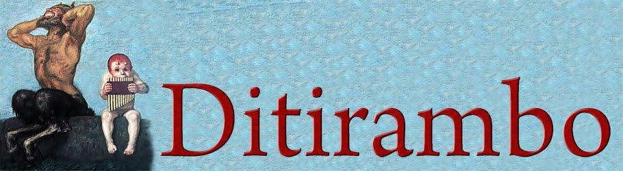 Ditirambo Zine