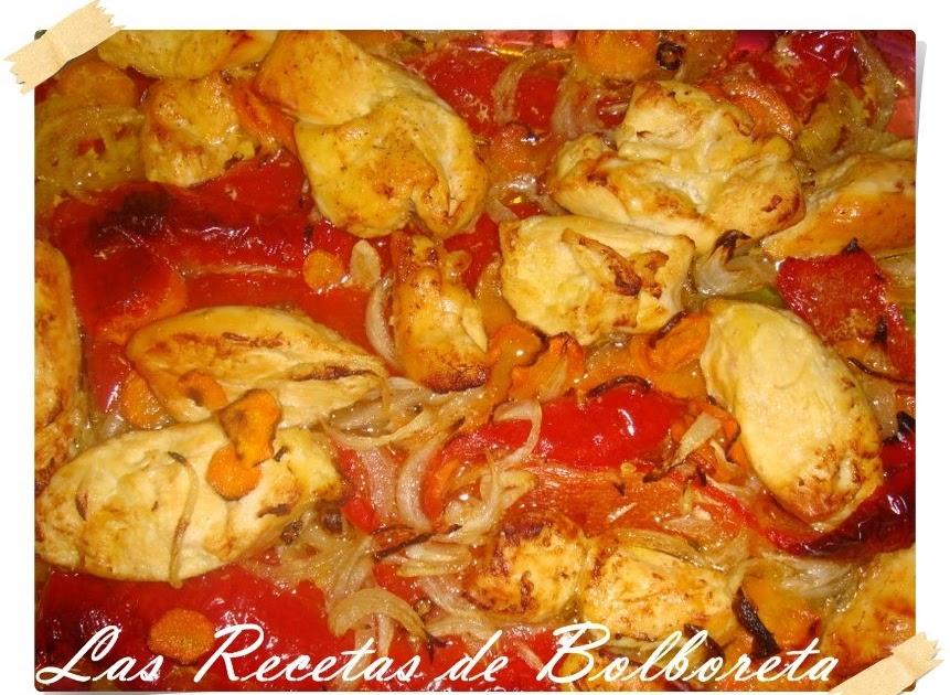 Pechugas de pollo al horno - 1850 recetas caseras -