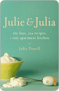 Julie and Julia: 365 Days, 524 Recipes, 1 Tiny Apartment Kitchen: How One Girl Risked Her Marriage,