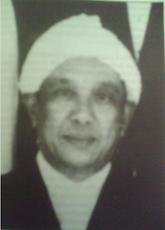 DATO' TG HJ AHMAD MAHER(1904 - 1968)