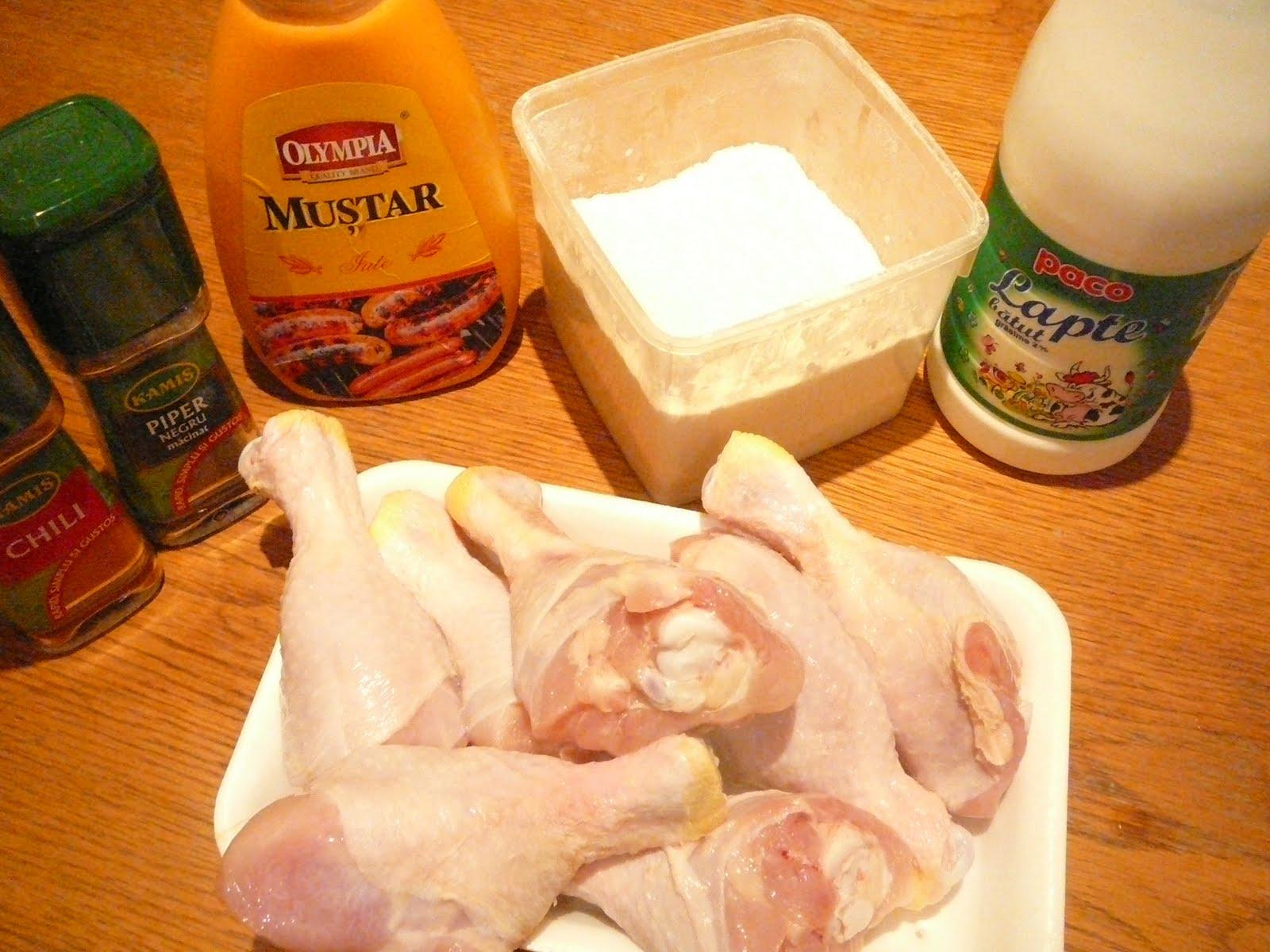 La bonne cuisine de angie pulpe de pui kfc for La bonne cuisine