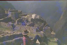 Machu Picchu, Peru, 1983