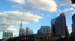 Boston Cityscape