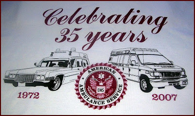 American Ambulance 35th Anniversary