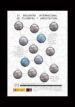 [inter]sección de Filosofía y Arquitectura