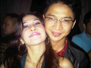 Foto Hot Pasha Ungu Dengan Wanita Misterius, Pasha Ungu