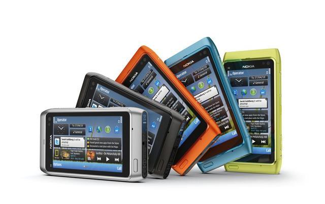 Harga Nokia N8 Spesifikasi Nokia N8