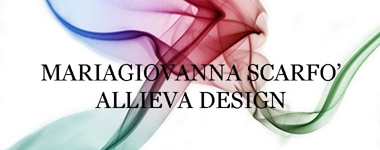 MARIAGIOVANNA SCARFO' DESIGN ALLIEVA