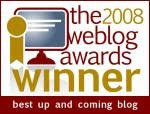 The 2008 Weblog Awards