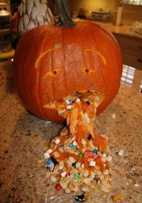 Pukin' Pumpkin