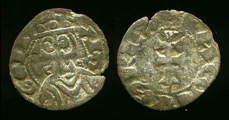 Monedas de la época de Jaime I