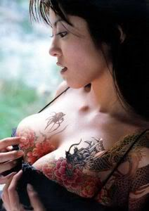 Hot Girls Tattoo  With Images Breast Dragon Tattoo Design Art  Picture