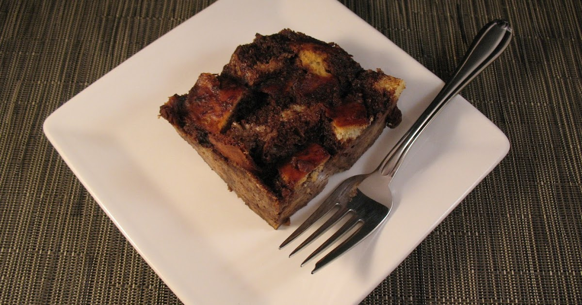 Cookies on Friday: 4 Star Chocolate Bread Pudding