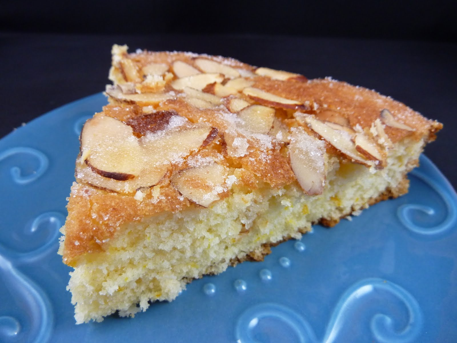 Cookies on Friday: Orange Almond Cake