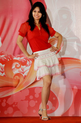 riya basu thakur Bengali model