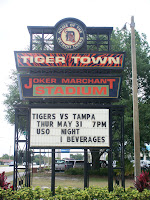 Joker Marchant Stadium entrance
