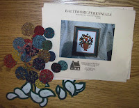 kit picture and applique pieces