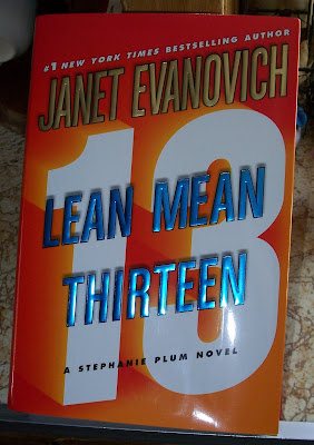 Cover of Lean, Mean Thirteen book