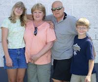 Abby, me, Jim & Ian