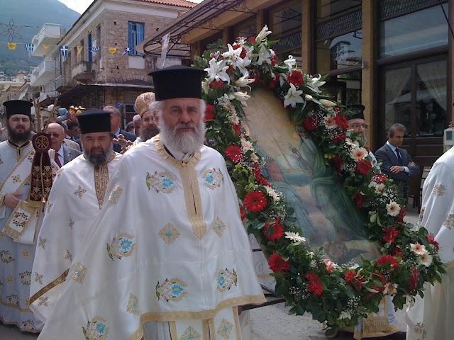 Ενωτικός ο εορτασμός του Αγίου Πνεύματος