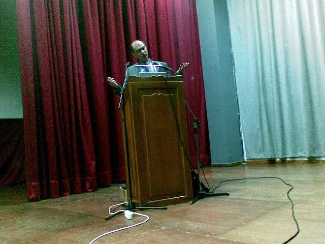 Το Σύμπαν και η γένεση των Άστρων σε ομιλία στο 'Αλέκος Παπαδόπουλος'