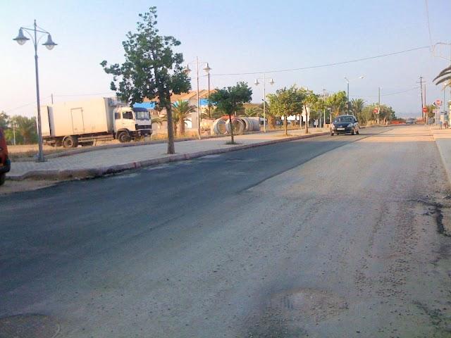 Υλοποιούνται οι παρεμβάσεις του Δήμου σε δρόμους και λιμάνι