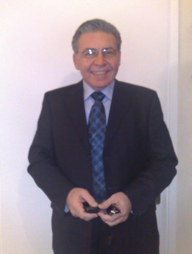 ΤΗΝ υποψηφιότητά του για το Δήμο Τριφυλίας δηλώνει ο Γρηγόρης Γκότσης