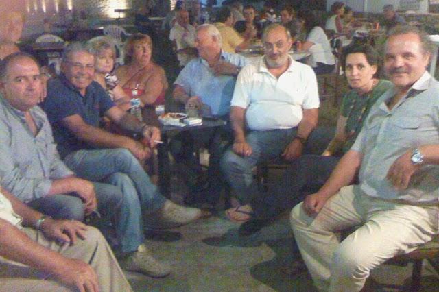 Ενωτικός και υπερκομματικός ο υποψήφιος Δήμαρχος Τάκης Κατσίβελας