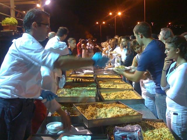 Βραδιά μεσογειακής κουζίνας στην Αποβάθρα...