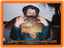 LAKE CHAMPLAIN ANGLER