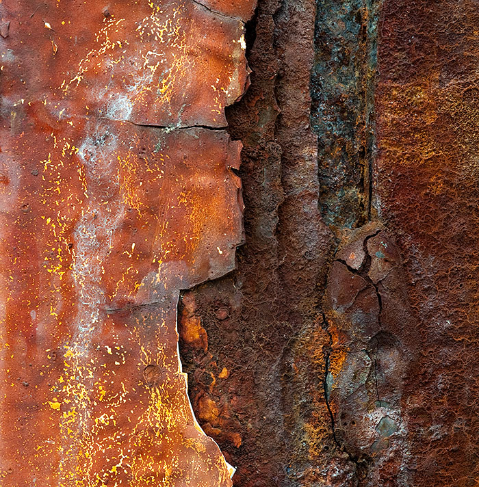 What Me Paint Painting Rust Effects ByBlackbard