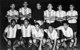 Goleadores históricos del fútbol argentino (Primera Parte)