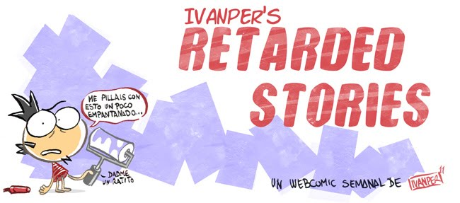 Ivanper's Retarded Stories