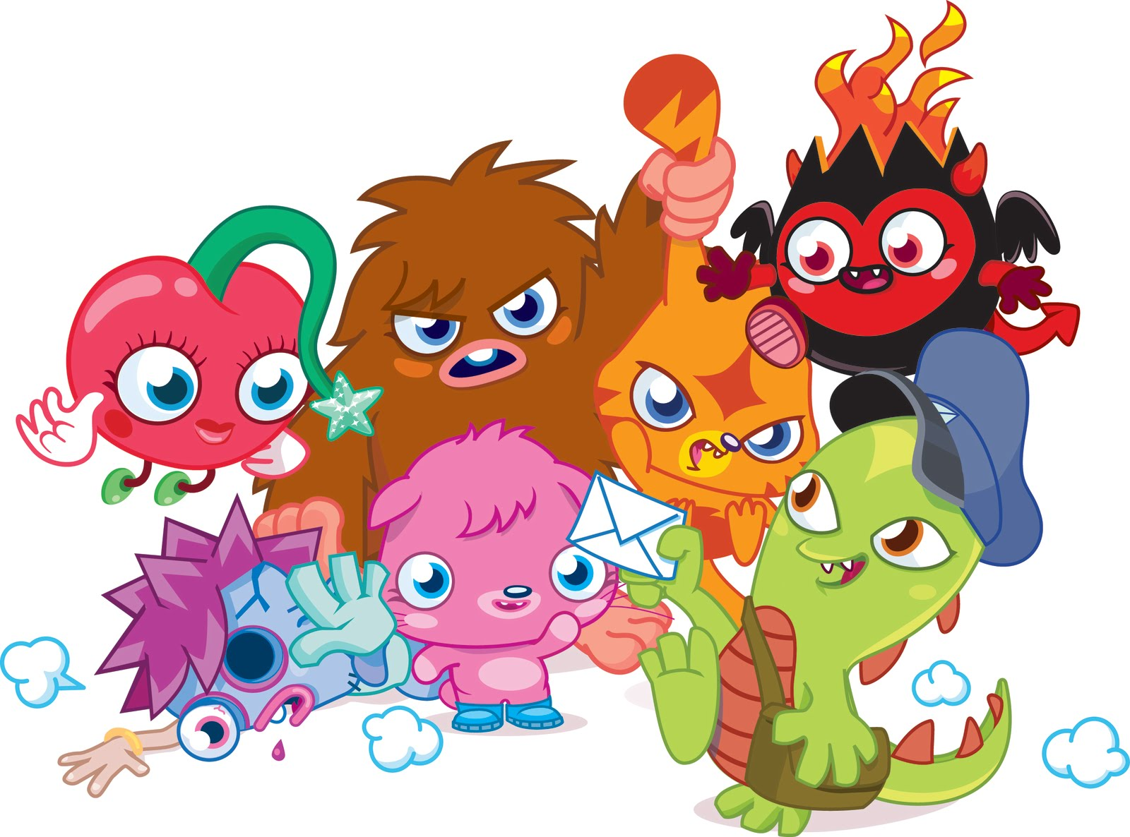 Moshi Monsters - Review & Giveaway
