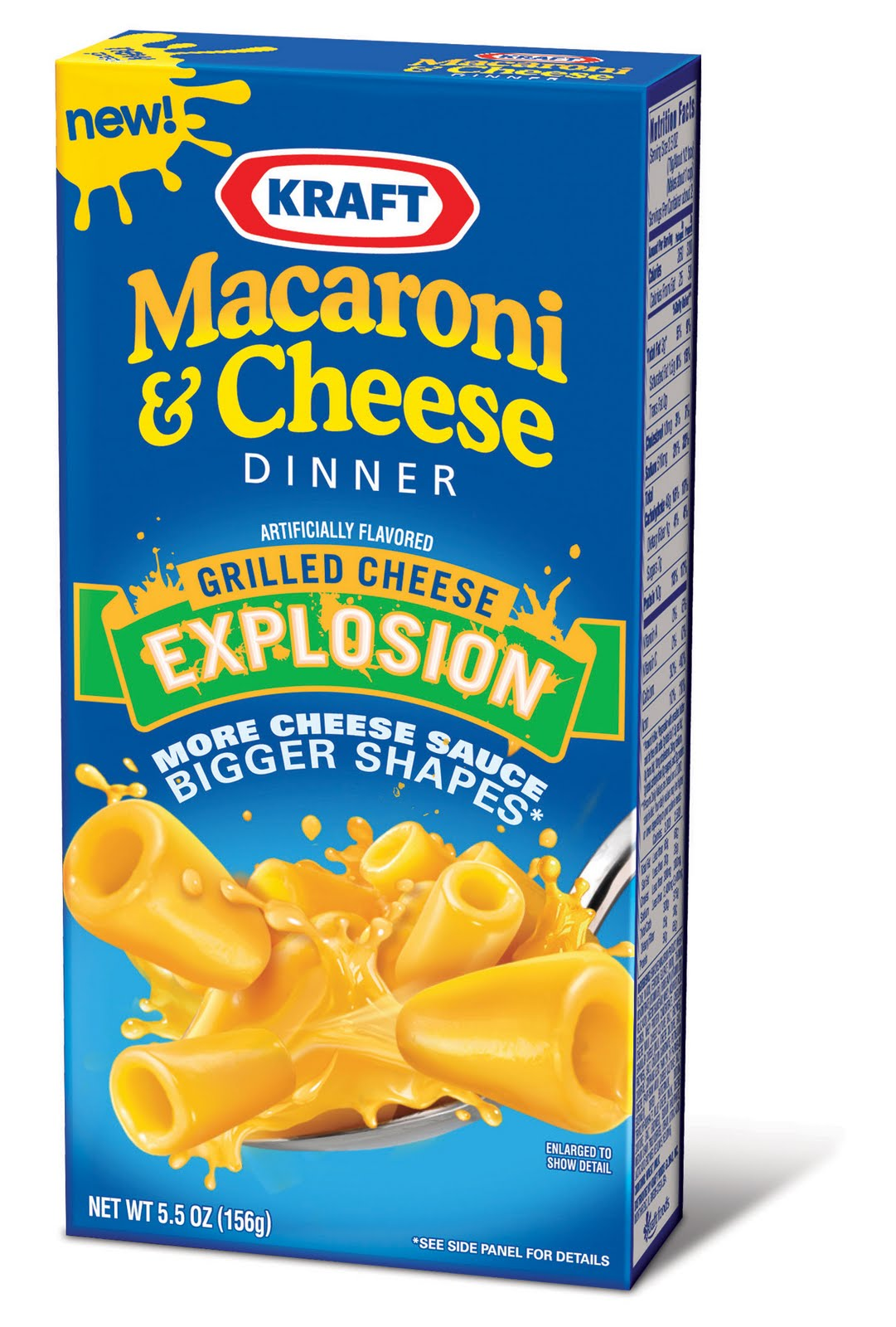 Results now is Box Velveeta Mac and Cheese quick