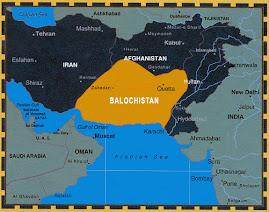 Baloch Territoryبلوچہ دگار