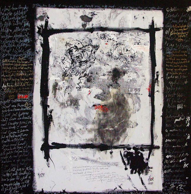 Anti portrai Dana love 100 cm x 100 cm