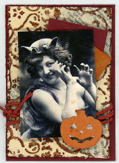 Halloween ATC