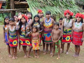 Comunidad Embera - Chamí