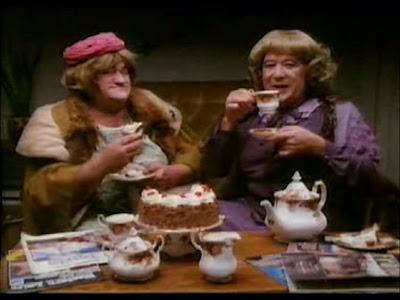 80s Actual Fresh Cream Cakes Naughty But Nice