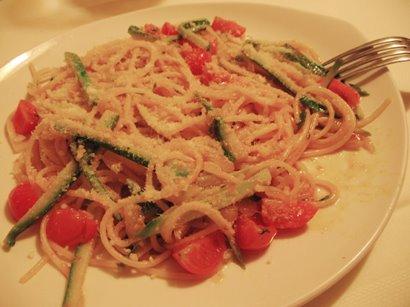 O Spaghetti.
