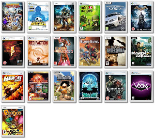 PC releases for September 2009