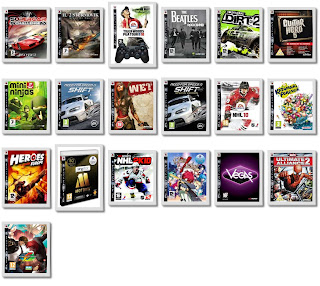 Playstation 3 releases for September 2009