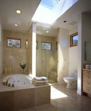 Elegant Bathroom Interior, Elegant Home Furnitures