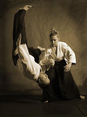 female Aikido
